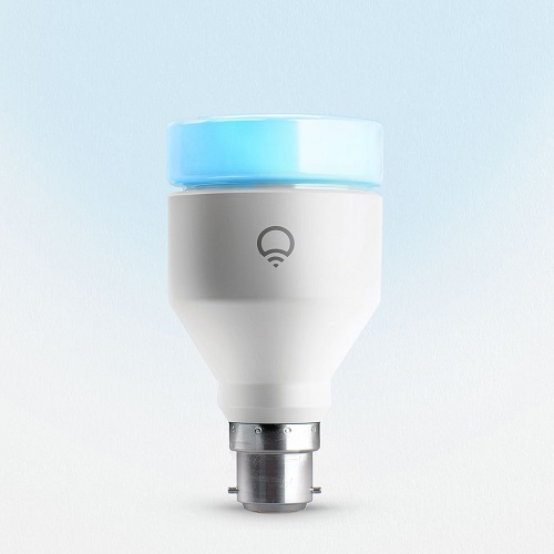 LIFX Wi-Fi Connected Lighting A19 & A60 Bayonet Smart Light Bulb