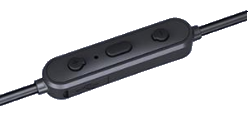 AUKEY EP-B40 in-line controls